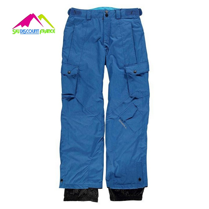 Pantalon de ski junior chaud oneill newt pant blue
