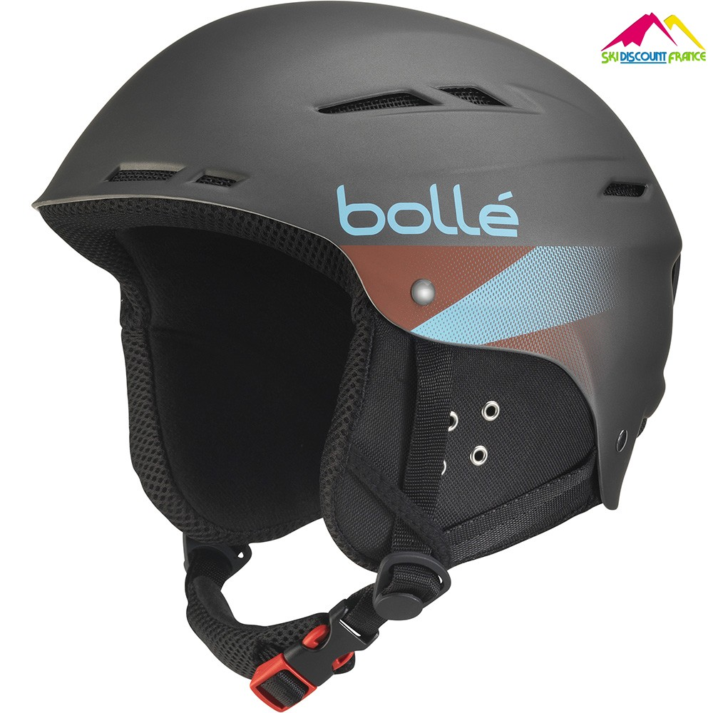 Casque de ski adulte pas cher Bolle B-Fun Grey
