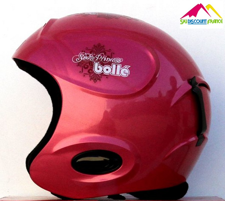 Casque de ski Bollé Twist Kids Shiny Fuschia