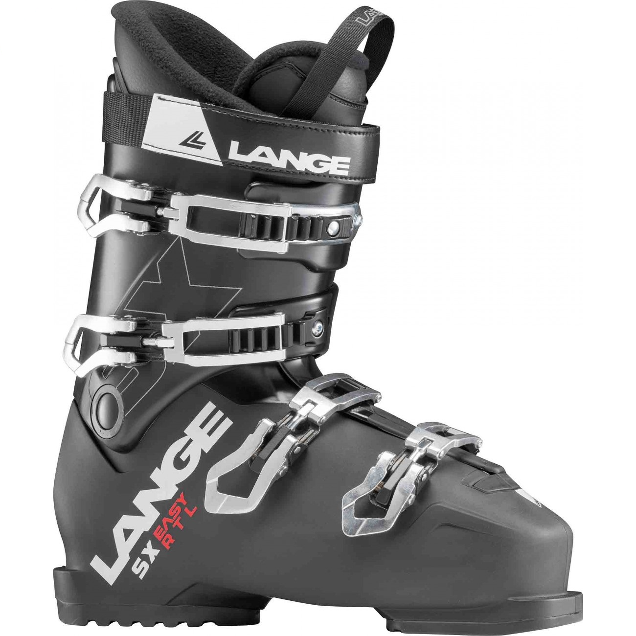 Chaussures de ski Neuves Lange SX RTL Easy Black 2021
