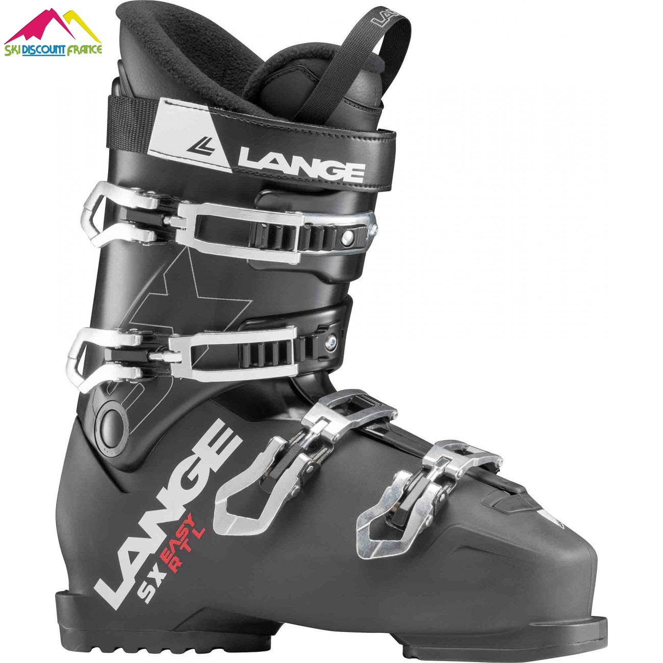 Chaussures de ski Neuves Lange SX RTL Easy Black 2018