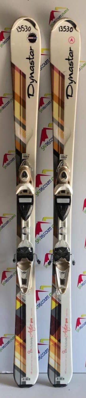 Ski Occasion Dynastar Exclusive Active Pro Parabolique