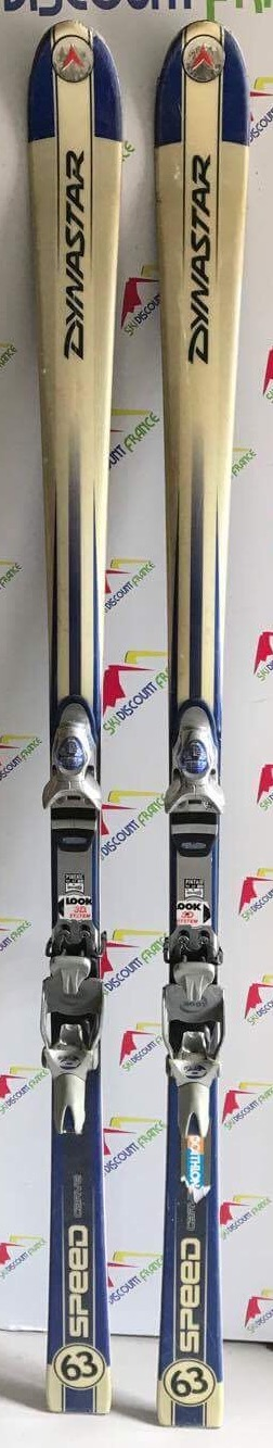 Ski Occasion Dynastar Speed 63 Carve Parabolique