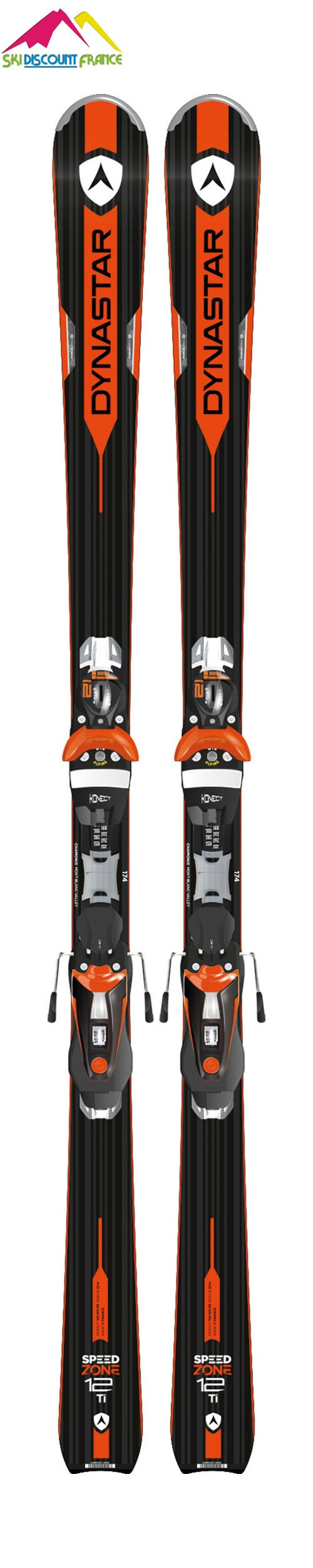 Ski Neuf Dynastar Speed Zone 12 ti 2018