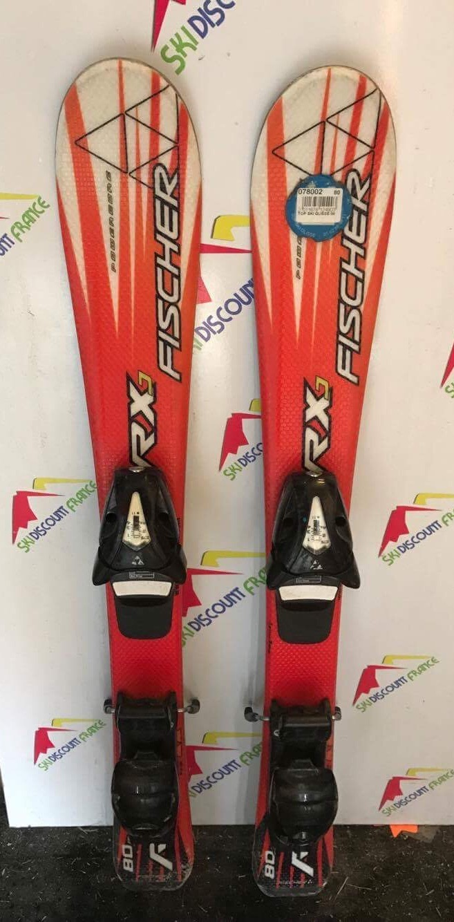 Ski Occasion Junior Fischer RXJ Parabolique