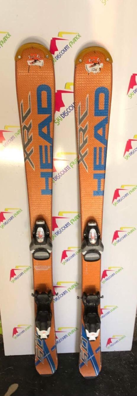 Ski Occasion Head XRC 50 Parabolique