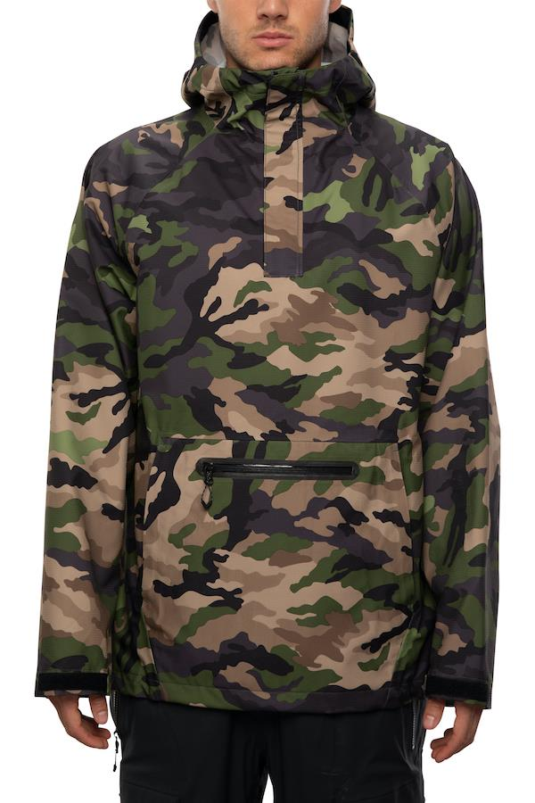 veste de ski 686 foundation jacket surplus camo