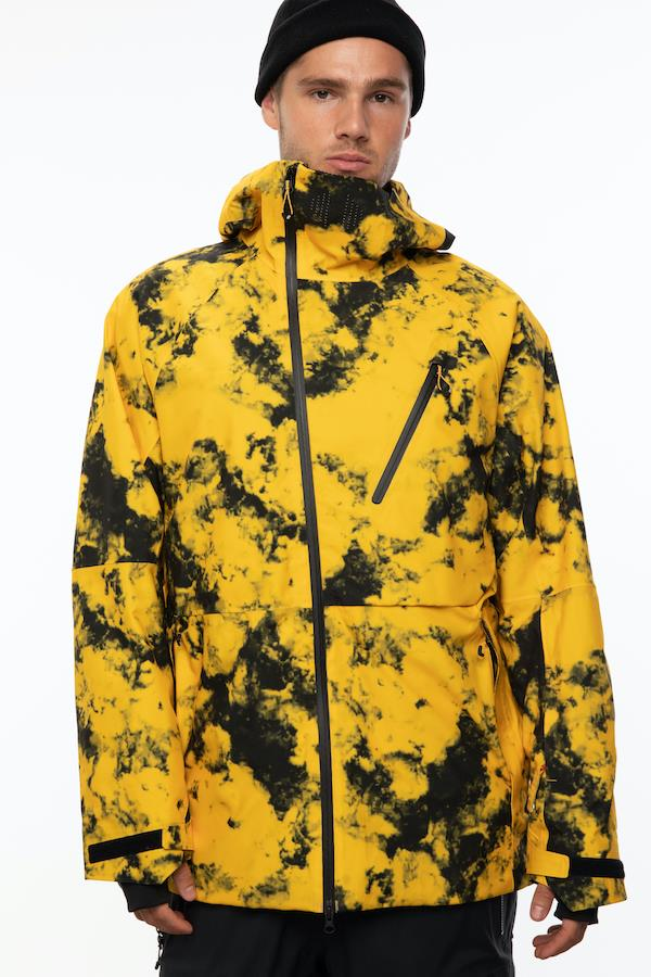 686 glcr hydra thermagraph jkt sub yellow