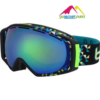 Masque de ski Bollé Gravity Black Diagonal S2