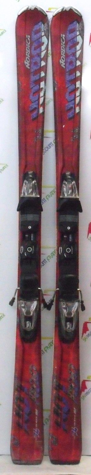 Ski Occasion Nordica Hot Rod Parabolique