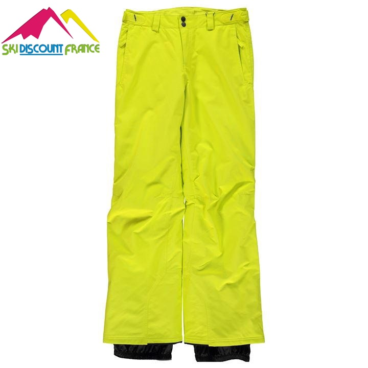 Pantalon de ski Junior chaud Oneill Snowpant Yellow