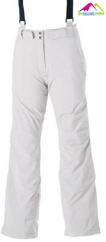Pantalon de ski junior pas cher dare 2b turn about blanc
