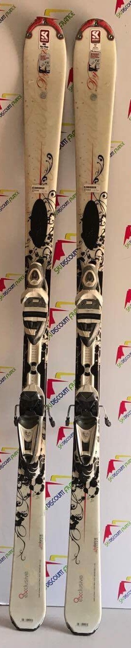 Ski Occasion Dynastar Exclusive Fluid Parabolique