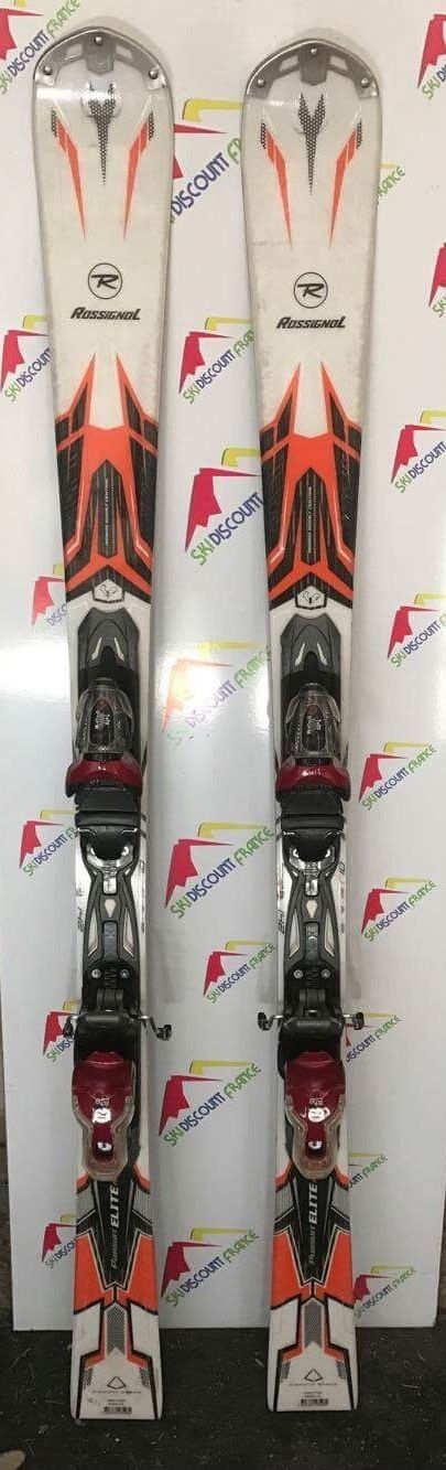 Ski Occasion Rossignol Pursuit Elite Parabolique
