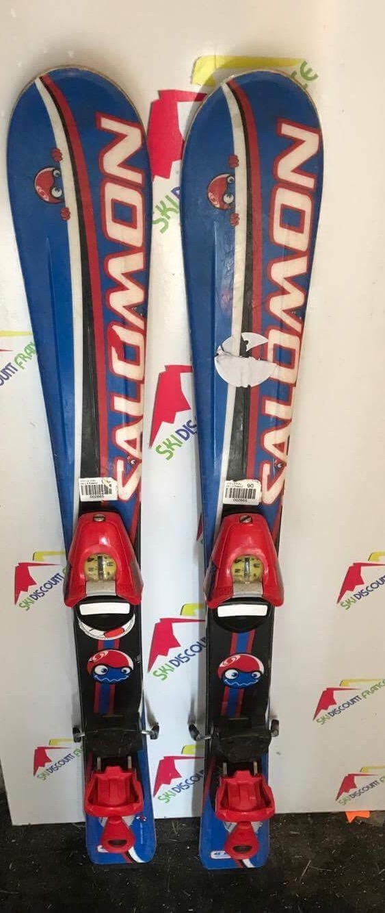 Ski Occasion Junior Salomon Baby Parabolique