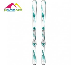 Ski Neuf Salomon Kiana Constellation Series + Fixations Lithium 10