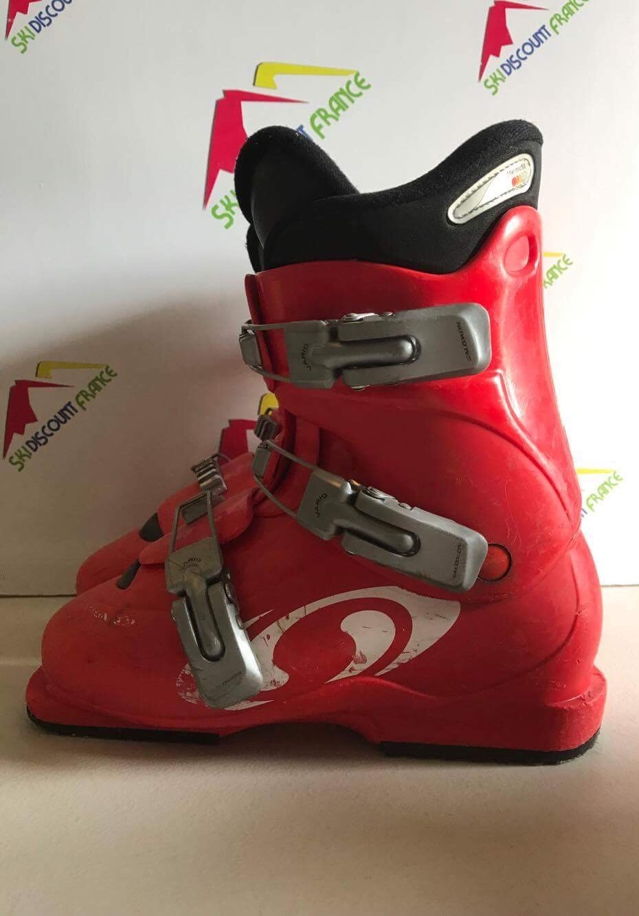 Chaussure de ski Occasion Junior Salomon Performa t3
