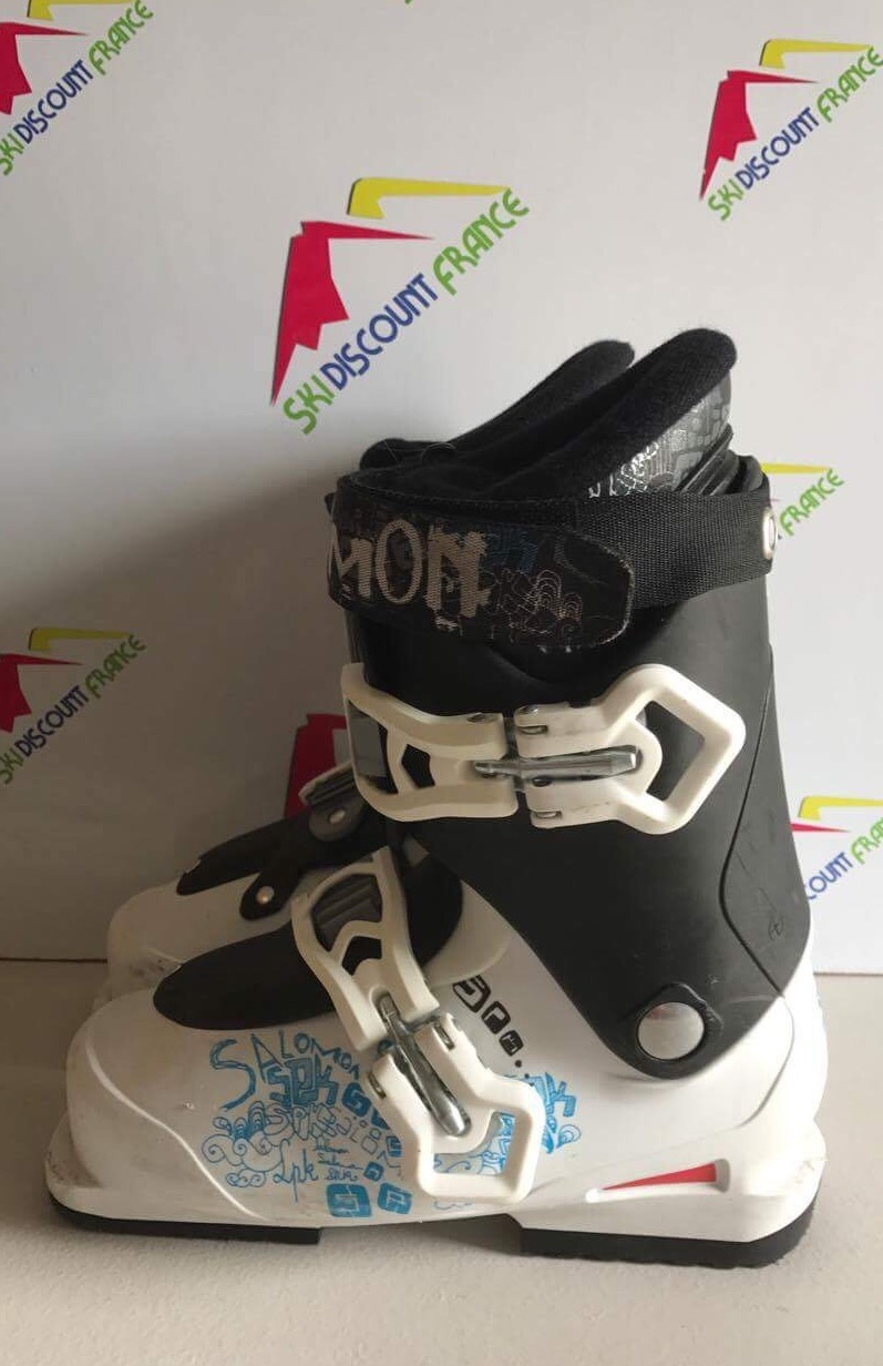 Chaussure de ski Occasion Junior Salomon SPK