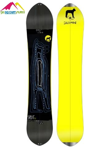 Split Board Snowboard Salomon 2017