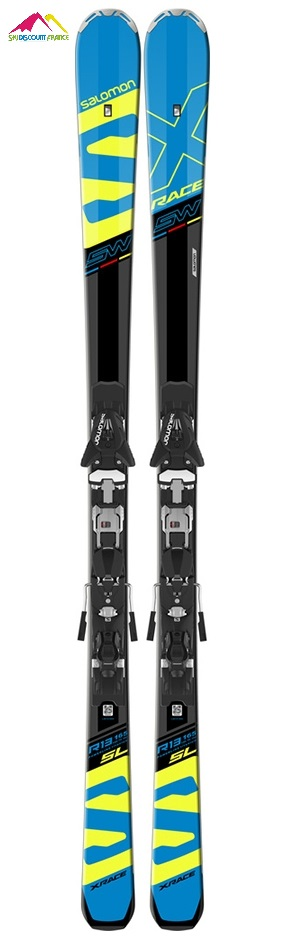 Ski Test Salomon X Race GS SW 2018
