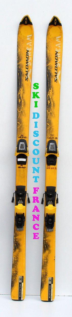 Parabolique Team X All Scream Mountain Discount Ski 34 160cm Salomon fxXvEwqvd