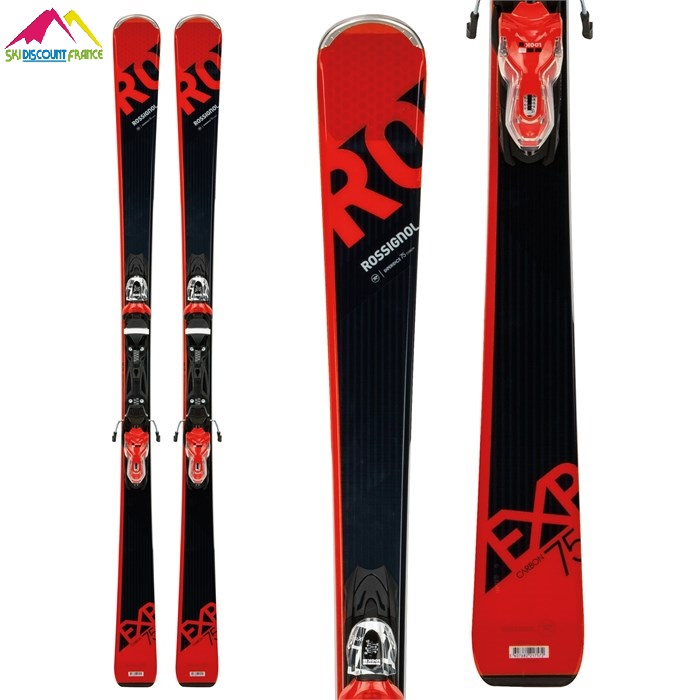 Ski Neuf Rossignol Experience 75 Carbon 2018