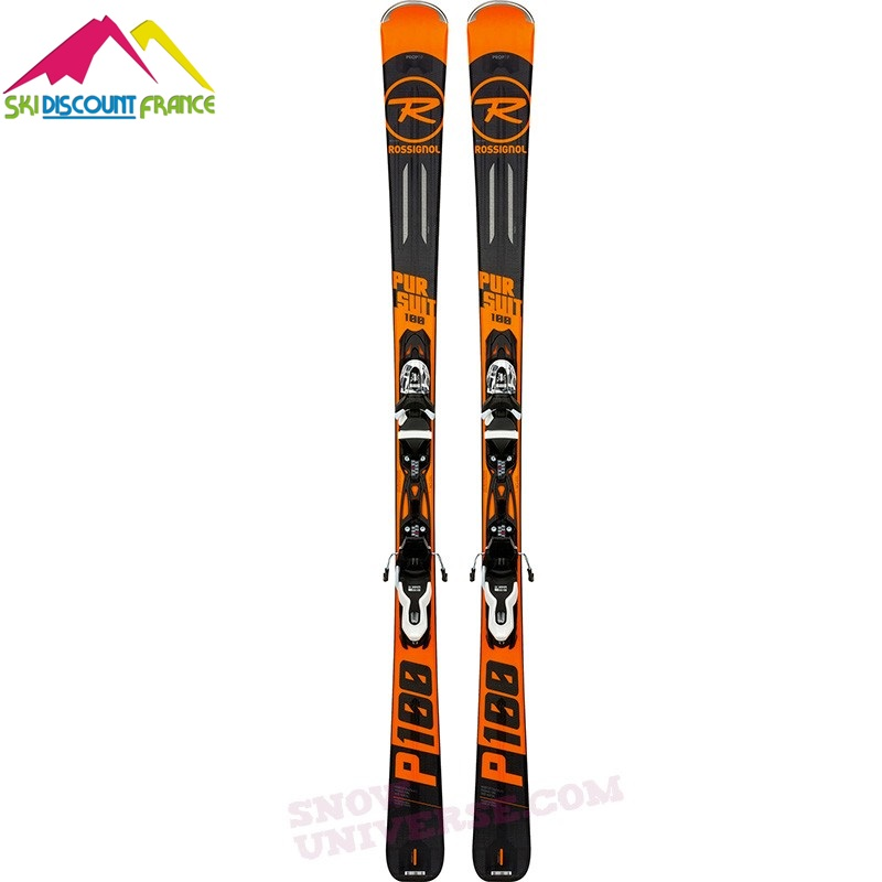 Ski Neuf Rossignol Pursuit 100 2018