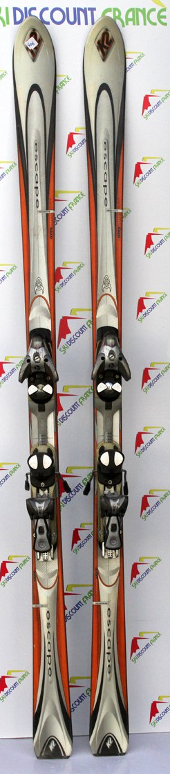 Ski Occasion K2 Escape Parabolique