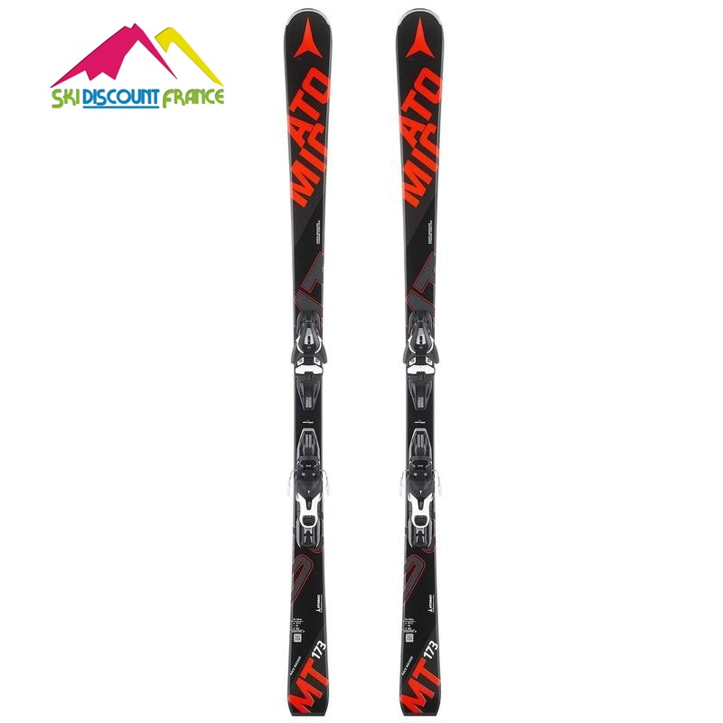 ski test atomic mt sl 2018 fixation mercury 11 ski. Black Bedroom Furniture Sets. Home Design Ideas