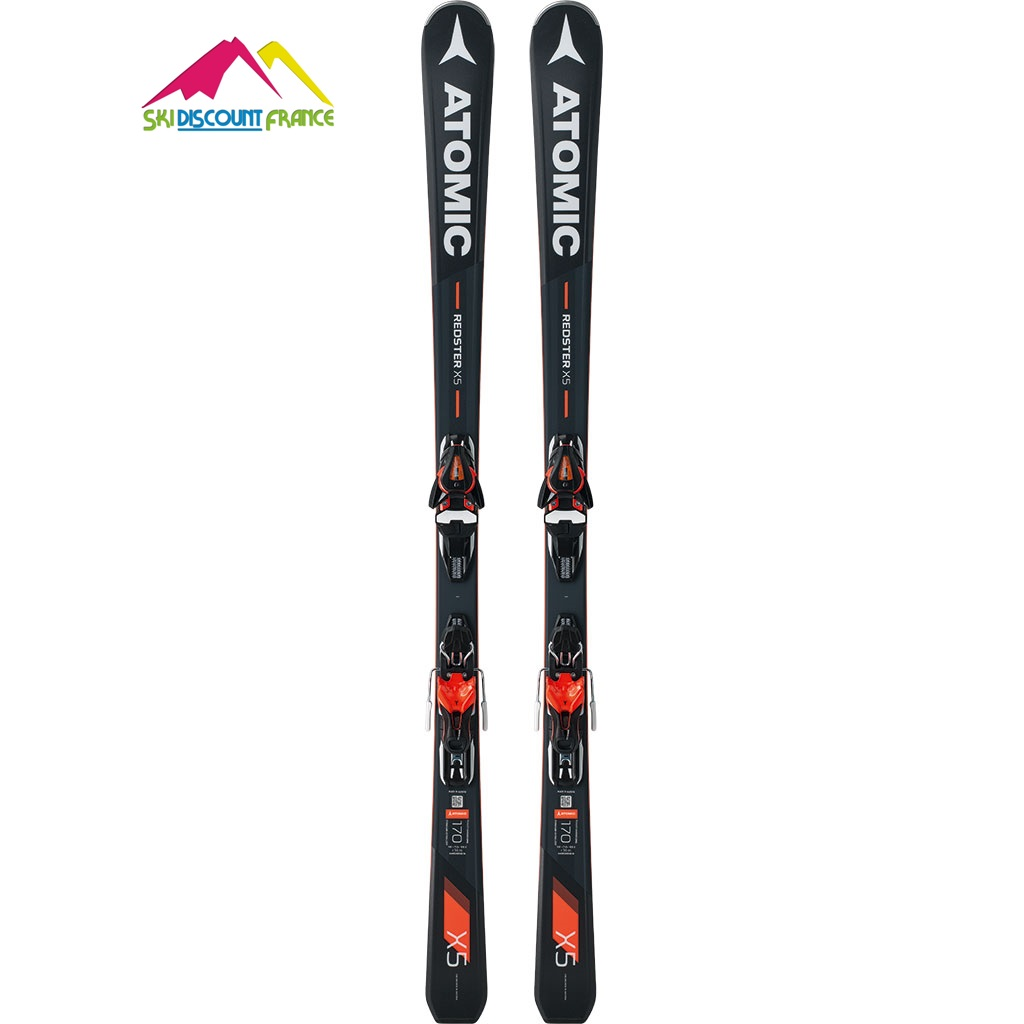 Ski Test Atomic Redster X5 2018
