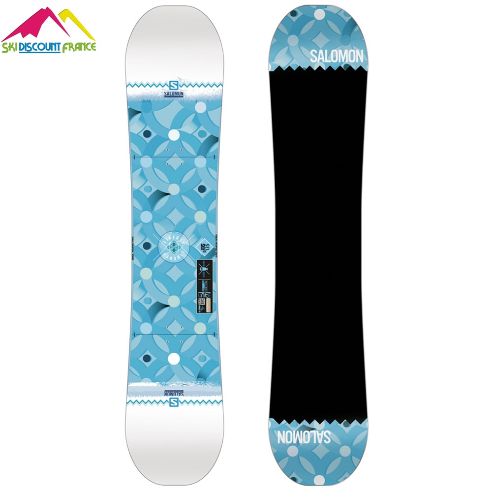 Snowboard Neuf Salomon Liberty