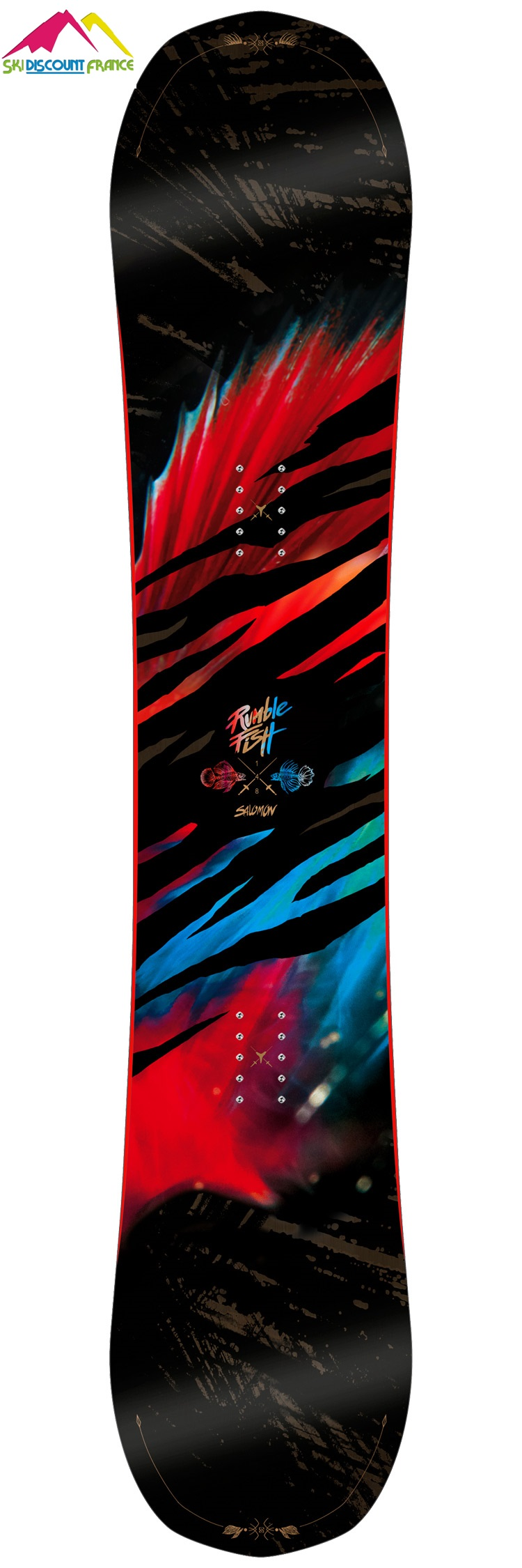 Snowboard Neuf Salomon Rumble