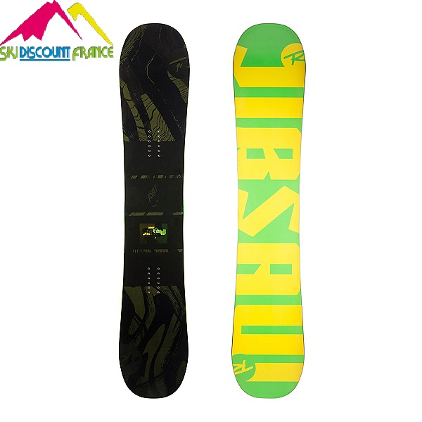 Snowboard neuf rossignol Jibsaw 2019 homme
