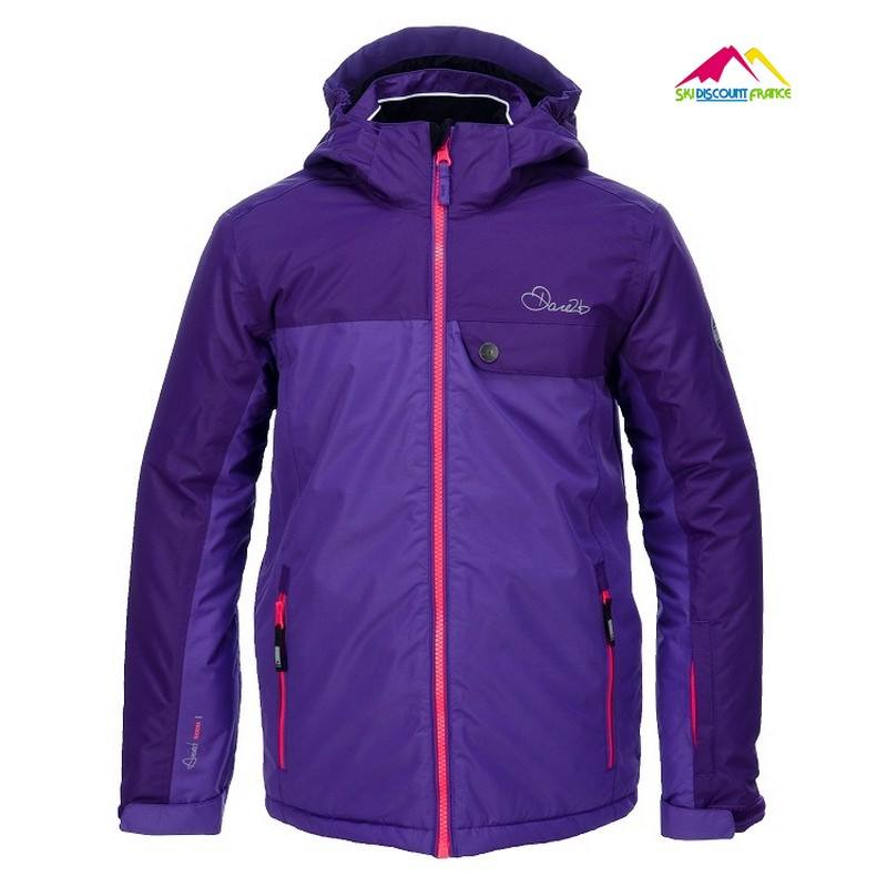 Veste de ski Neuve Dare 2B Declared Jacket Royp Strikpu Junior
