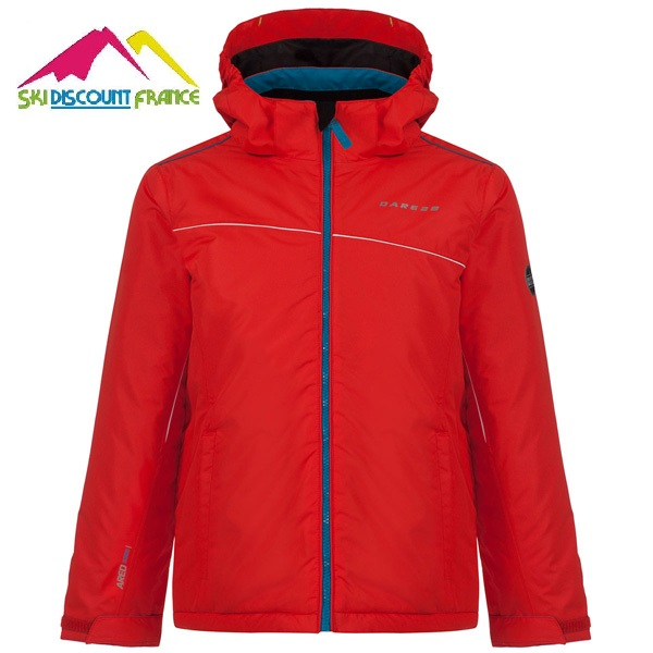 Veste de ski Neuve Dare 2B Retort Jacket Fiery Red