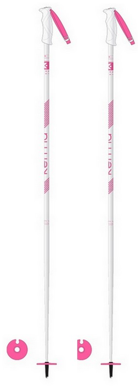 batons de ski femme kerma elite light white 2020