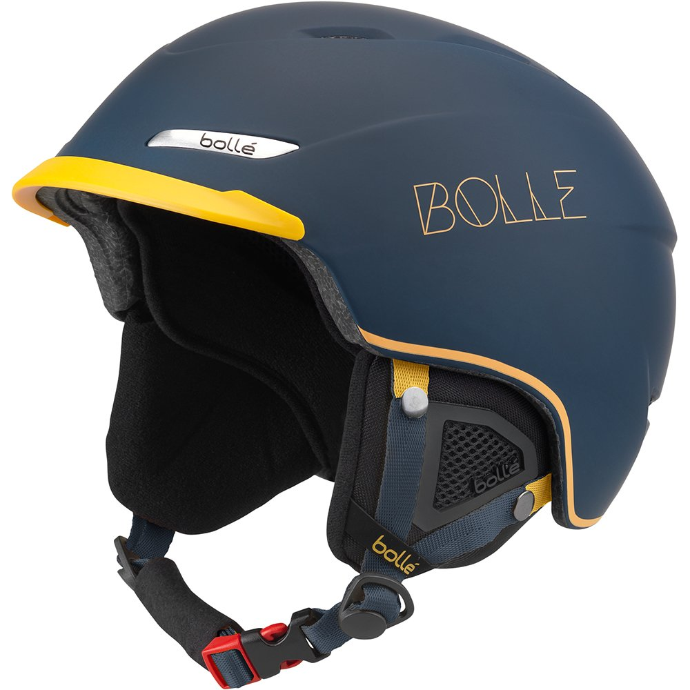 bolle beat soft navy and mustard