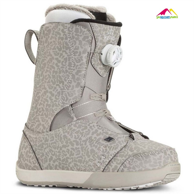 Boots de ski Neuves K2 Haven Beige Adulte Femme Taille 23,5(37), 24(38), 24,5(39)