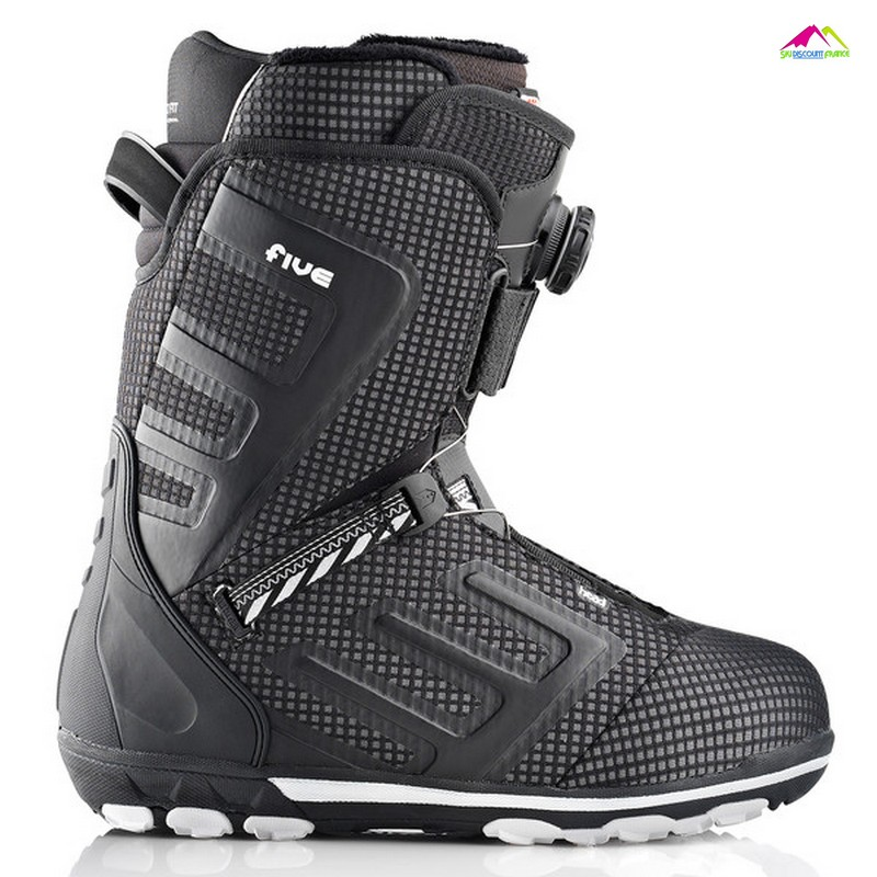 boots de snowboard head five boa 2018