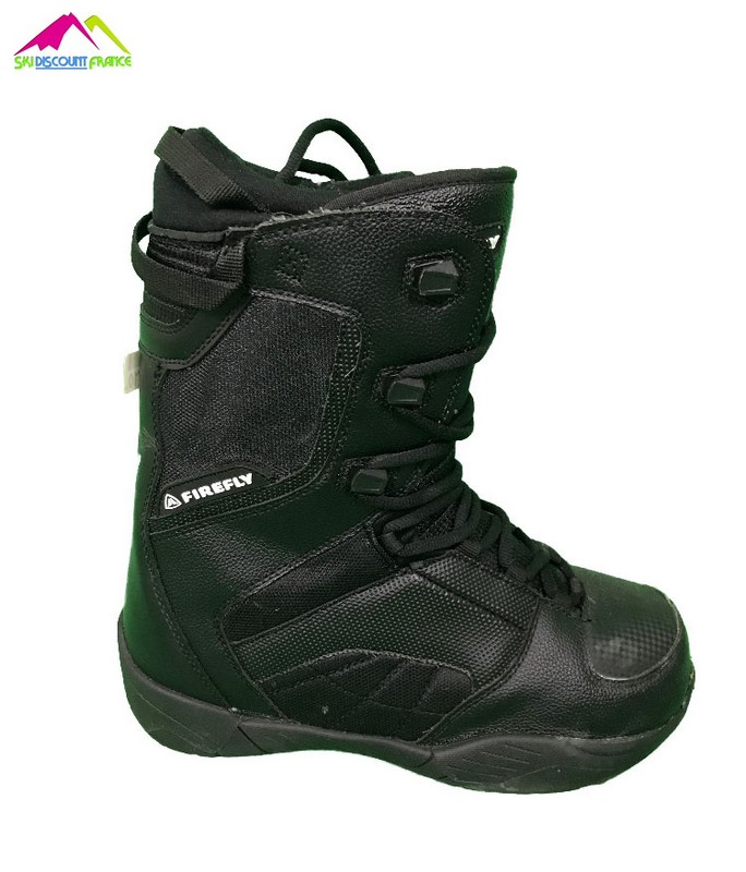boots de snowboard pas cheres firefly black