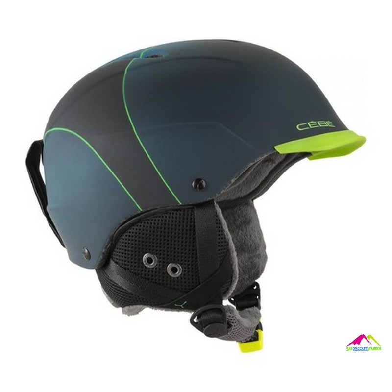 casque de ski cebe contest visor pro blue mountain