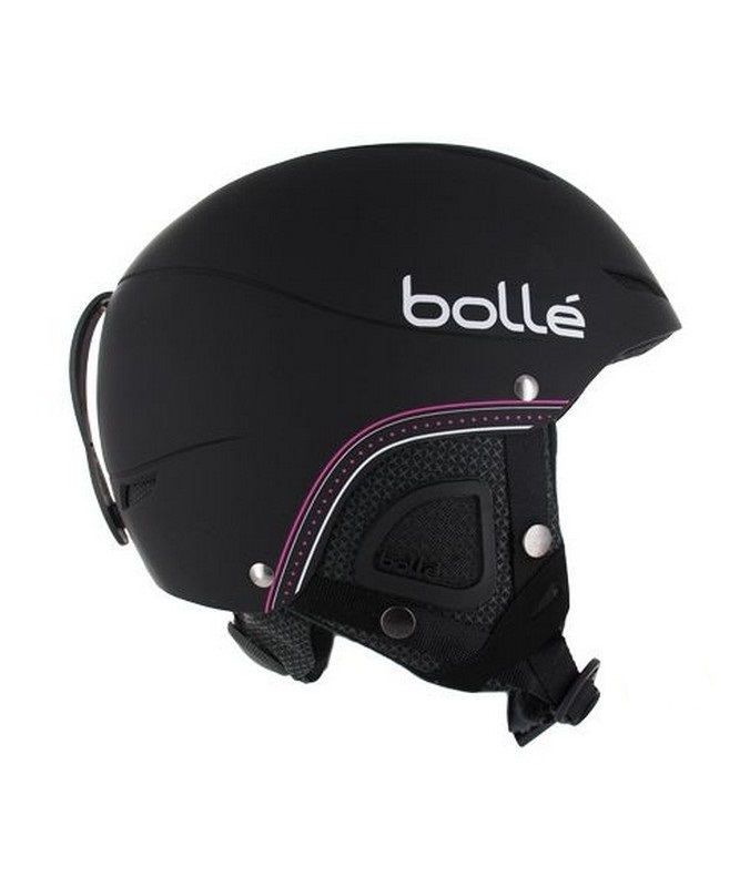 casque de ski bolle juliet soft black