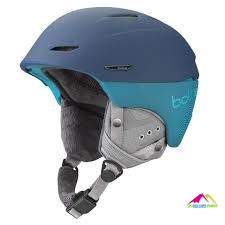 casque de ski bolle millenium soft and green
