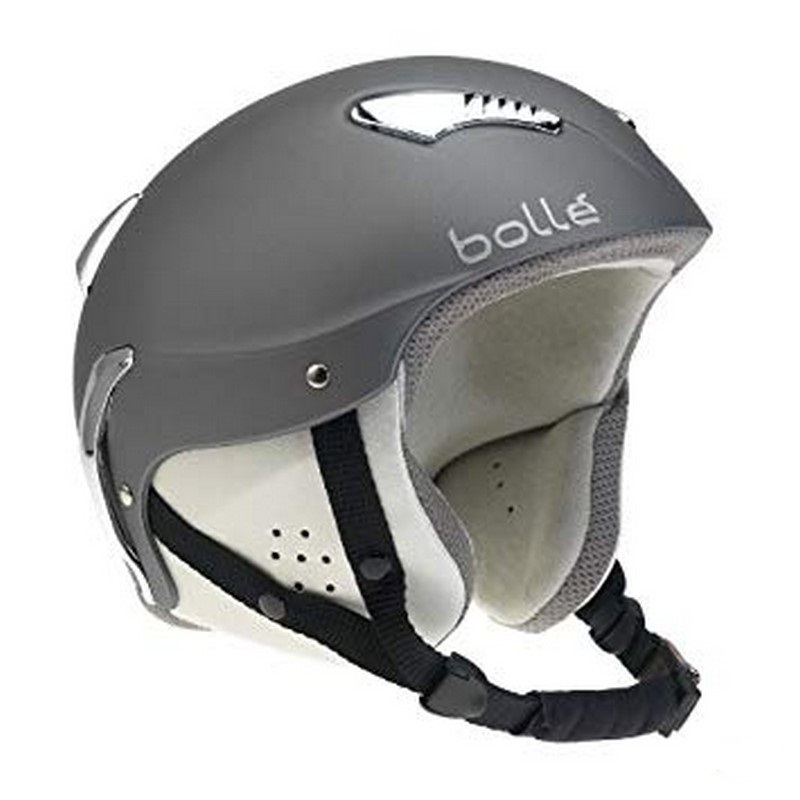 casque de ski bolle nirvana grey