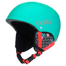 casque de ski enfant bolle b free matte mint animals