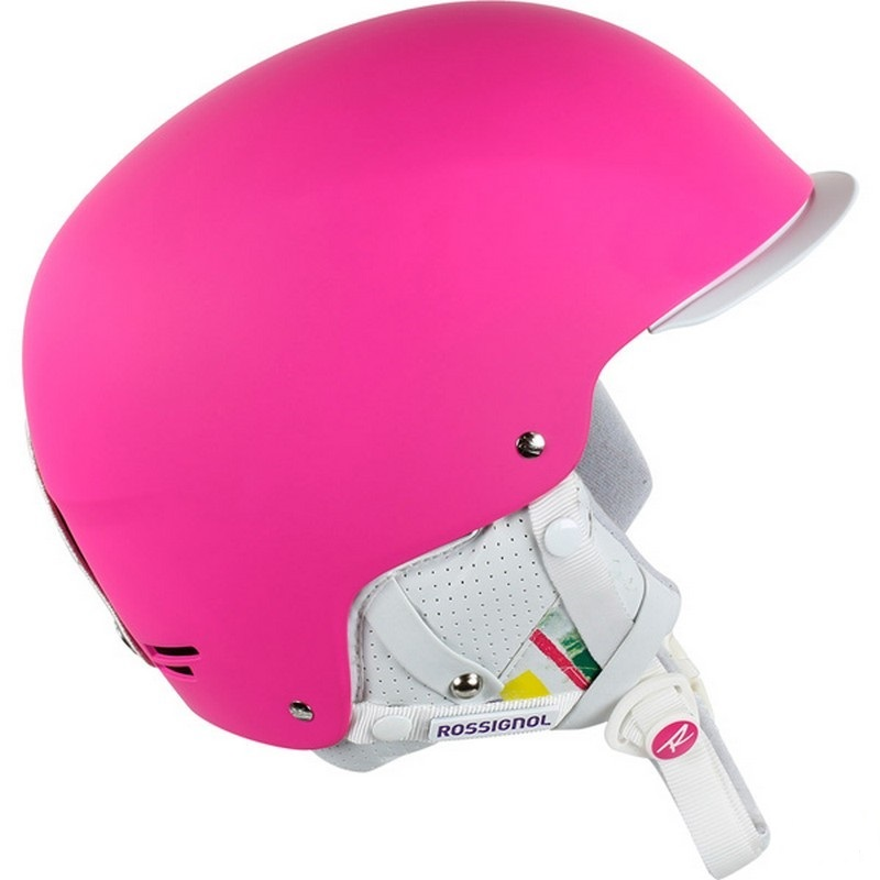 casque de ski rose rossignol sparky girly pink 2018