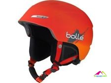 casque de ski bolle synergy soft red pas cher