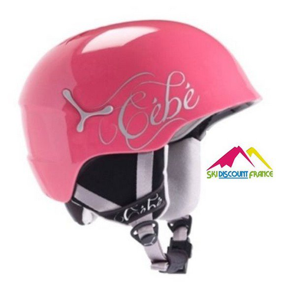 casque de ski c b suspense pink casques de ski ski. Black Bedroom Furniture Sets. Home Design Ideas