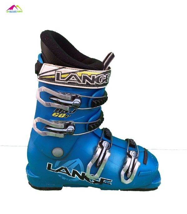 chaussures de ski junior occasion lange rsj60r