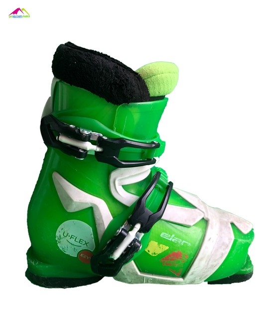 chaussures de ski junior occasion elan v flex green